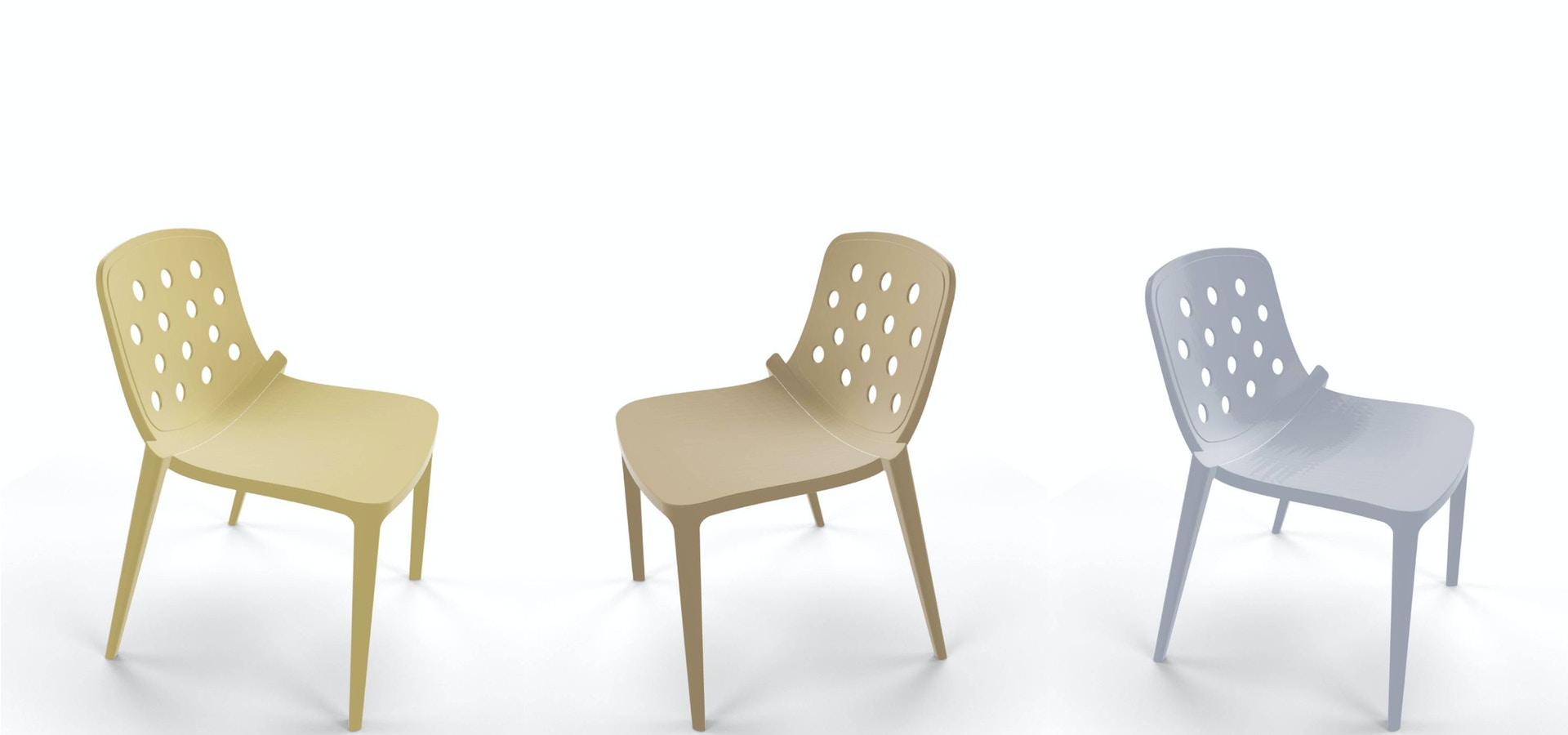 Chairs Stosa - Model Isidora 10088