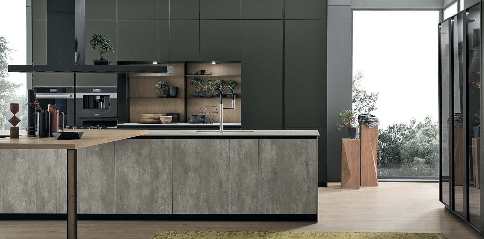 Cucine Moderne Rosa.Stosa Cucine Modern And Classic Kitchens For Over 50 Years