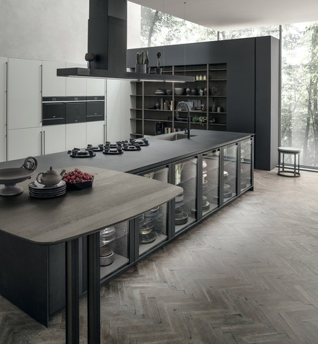 Modern Kitchens Stosa - Kitchen model Natural 1559