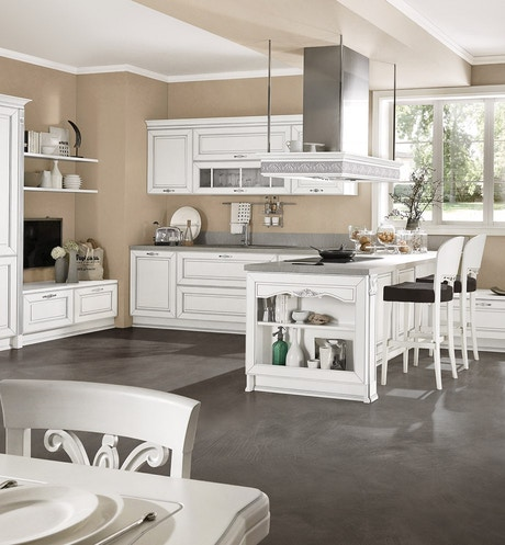 Classic kitchens Stosa - Kitchen model Dolcevita 1762