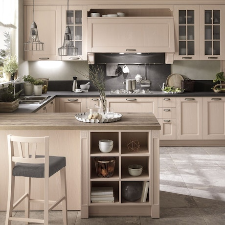 Classic kitchens Stosa - Kitchen model Virginia 1807