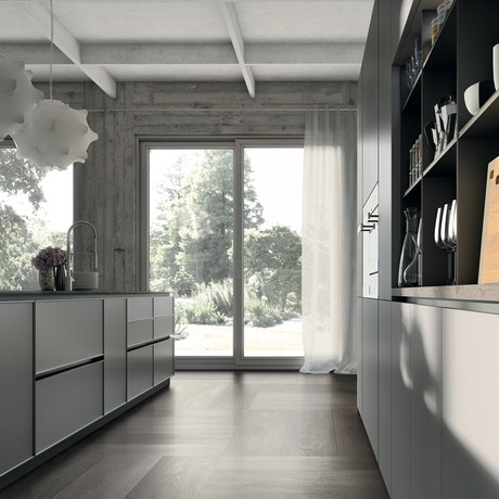 Modern Kitchens Stosa - Kitchen model Color Trend 1610