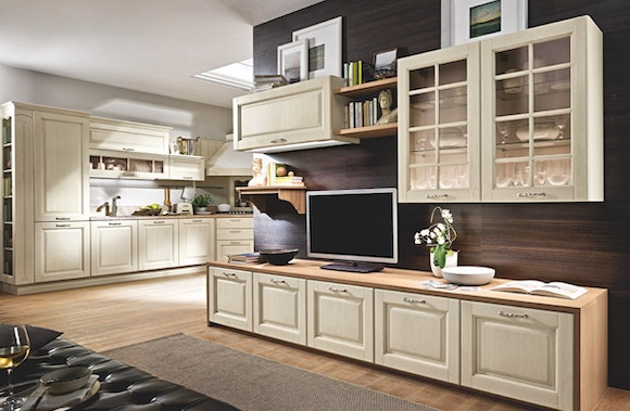 Classic kitchens Stosa - Kitchen model Bolgheri 1795