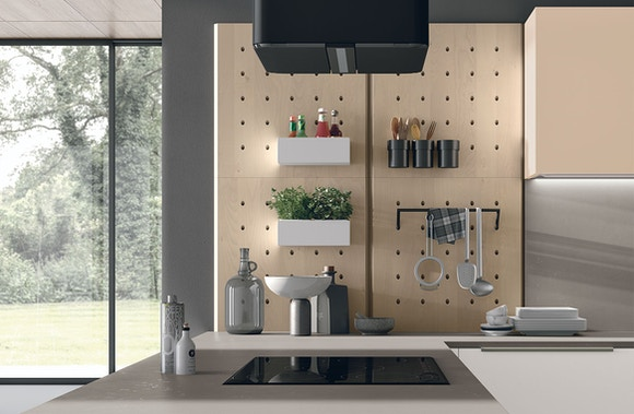 Modern Kitchens Stosa - Kitchen model Alevé 3696