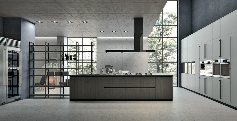 Modern Kitchens Stosa - Kitchen model Natural 1555